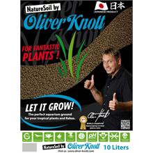 Oliver Knott Nature Soil Brown Normal Btki Toprağı 4-5 mm 10 Lt