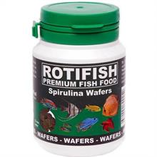 Rotifish Spirulina Wafers 50 gr 100 ml